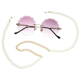 Sunglasses accessories hang neck to prevent glasses rope from falling off