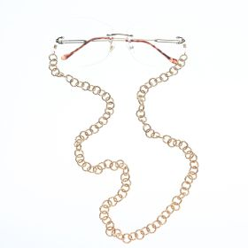 Sunglasses accessories hang neck to prevent dropping glasses rope