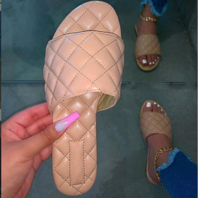 Women's shoes slides