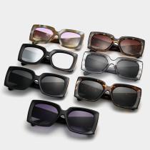 Fashionable large frame camouflage Sunglasses
