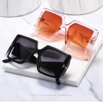 Fashion box t-character versatile Sunglasses