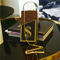 Rubber Diamond Chocolate dollar package
