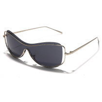 Fashion, personality, arc, coating, sunglasses, hollow out, glasses, sunglasses