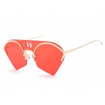 Edge cutting, lens, street shot, moisture, sunglasses