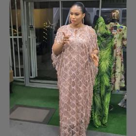 Fashion, quality, sequins, tassel + inner skirt