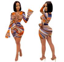 Fashion, casual, bandage, dress