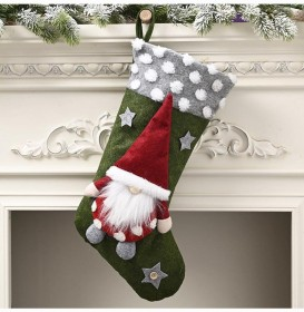 Christmas socks, gift bags, decorations, children's candy bags, pendants