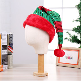 Christmas, decorations, sequins, Christmas hats