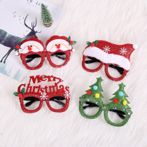 Christmas, adults, children's wear, jewelry, Christmas tree, eyeglass frame, antler, party, dress up