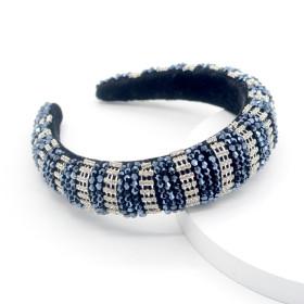 Color, diamond, headband, sponge, luxury, full diamond, hairband