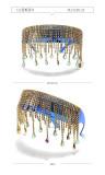Bead chain, decoration, gorgeous, sunglasses, catwalk, accessories, sunglasses