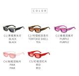 Personality, diamond, sunglasses, colorful diamond