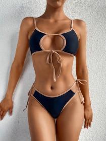 Bandage, stitching, swimsuit, bikini