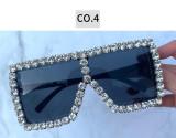 Diamond, glasses, cool, big box, cool, sunglasses