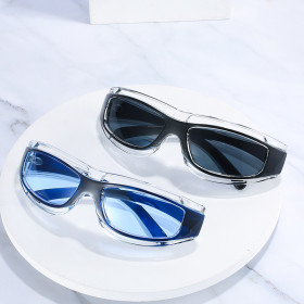 Men, sunglasses, PC frame, cycling, sunglasses