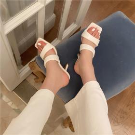 Stilettos, high heels, sandals