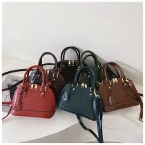 Stone pattern, shell bag, handbag, shoulder bag, straddle bag