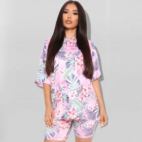 Print, fashion, suit