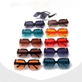 Big box, sunglasses, sunglasses, box, gradient sunglasses