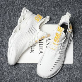 New Blade Mens Shoes Sneakers Breathable Sneaker Man Lightweight Lace-up Tennis Luxury Men Causal Shoes Male Sneaker 2021 Summer