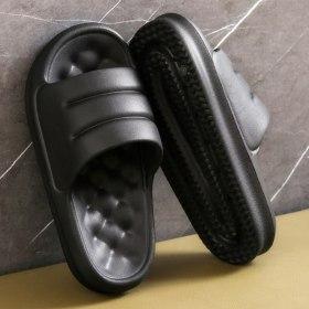 Designer Men Slippers Thick Platform Women Slippers Beach EVA Lightweight Slide Sandals Men Indoor Bathroom Shoes Summer 2021