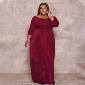 Skin friendly, high elasticity, fabric, dress