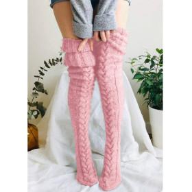 Wool, warm foot cover, stockings, knee socks, stockings, pile socks