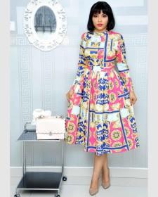 Prints, dresses