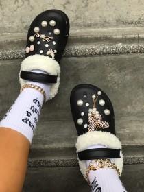 Copy Fashion Baotou SANDALS BEACH cave shoes