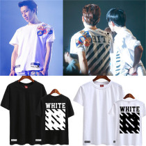 ALLKPOPER KPOP Infinite Lee HoWon Concert Tshirt Women Men Short Sleeve Cotton Tee