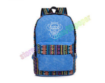 ALLKPOPER Kpop VIXX Backpack HONGBIN LEO RAVI N Cavas Schoolbag National Bag Satchel