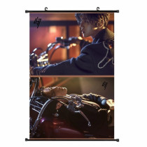 ALLKPOPER Kpop EXO Luhan Reloaded Wall Hanging Poster Photo Picture
