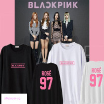 ALLKPOPER KPOP BLACKPINK Sweater SQUARE ONE JENNIE Sweatershirt Unisex Hoodie Pullover