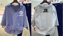 ALLKPOPER KPOP GOT7 JACKSON Merchandise Fashion Lace Shirt YOUNGJAE Causal Long Sleeve