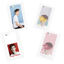 ALLKPOPER Troye Sivan Fashion Mobile Phone Case Inventive Cellphone Shell Skins Cover New