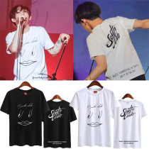 ALLKPOPER KPOP South Club T-shirt Nam Tae Hyun Concert Tshirt Smiling face Tee Tops 2017 New