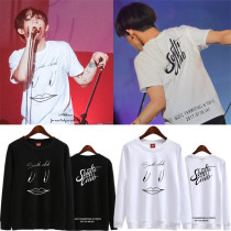 ALLKPOPER KPOP South Club Sweater Nam Tae Hyun Concert Hoody Hoodie Smiling face Pullover Sweatershirt