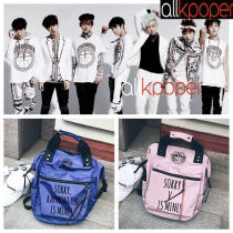 ALLKPOPER KPOP BTS Backpack Bangtan Boys Wings Bag Cute Shoulder Bookbag Student Back to School Unisex SUGA JIMIN