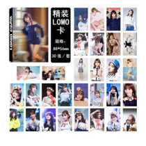 ALLKPOPER 30pcs-KPOP-TWICE-Knock-Lomo-Card-Na-Yeon-Photocard-Momo-Tzuyu-Photo-Picture
