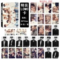 ALLKPOPER 30 Pcs KPOP EXO Lomo Card MONSTA X MAMAMOO SNSD Picture BLACKPINK Poster Card