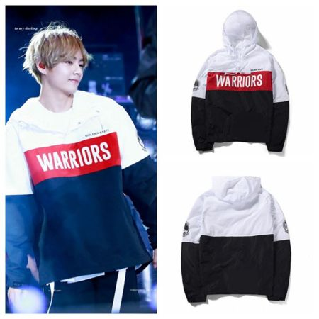ALLKPOPER KPOP BTS V Jackets Love yourself Windbreaker Bangtan Boys Coat Winter Comfort