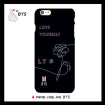 ALLKPOPER KPOP BTS Phone Case Bangtan Boys Phone Cover LOVE YOURSELF Cellphone Case J-HOPE
