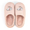 Kpop BTS cotton slippers Bangtan Boys Indoor Home Warm Slippers Thick Bottom Slip Cotton Shoes