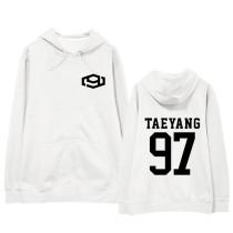 Kpop SF9 Sweatshirt Logo Hooded Sweatshirt DAWON HWIYOUNG INSEONG JAEYOON ROWOON CHANI TAEYANG YOUNGBIN ZUHO