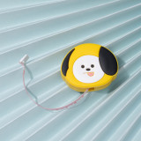 Kpop BT21 Tape Measure Bangtan Boys 1M Small Tape Measure Wwaist Measurement Clothing Ruler Soft Ruler Tape Measure Portable Tape Measure Custom CHIMMY KOYA TATA