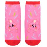 Kpop BTS Bangtan Boys BT21 Socks Cute Pattern Socks CHIMMY COOKY KOYA MANG RJ SHOOKY TATA