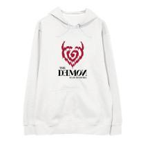 Kpop Day6 Sweater Hooded Sweatshirt Plus Velvet Thin Simple Korean Version Loose Hooded Jacket