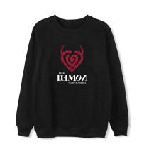 Kpop Day6 Sweater Round Neck Sweater Korean Version of the INS Sleeve Long-sleeved Wild Coat