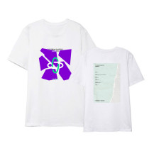 Kpop TXT T-shirt Trend Large Size T-shirt Loose INS Bottoming Shirt Casual Wear Short Sleeve