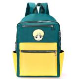 Kpop BTS Backpack Bangtan Boys School Bag Backpack Casual Travel Bag V SUGA JUNGKOOK